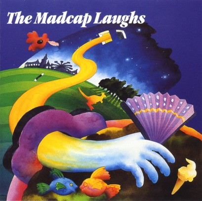 Syd Barrett Box Set - 'The Madcap Laughs' CD Cover