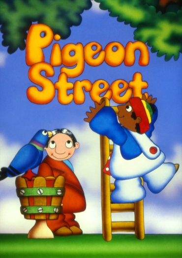 Pigeon Street - Annual Cover