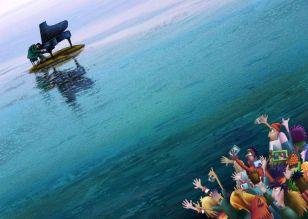 Pianist at Sea