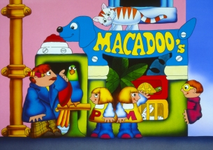 Mr Macadoo's Pet Shop